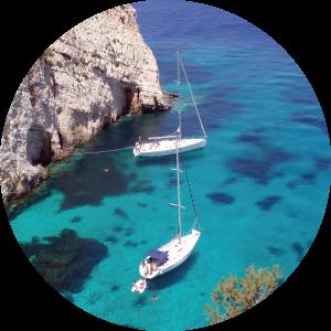 Vacanza in barca a vela in Grecia