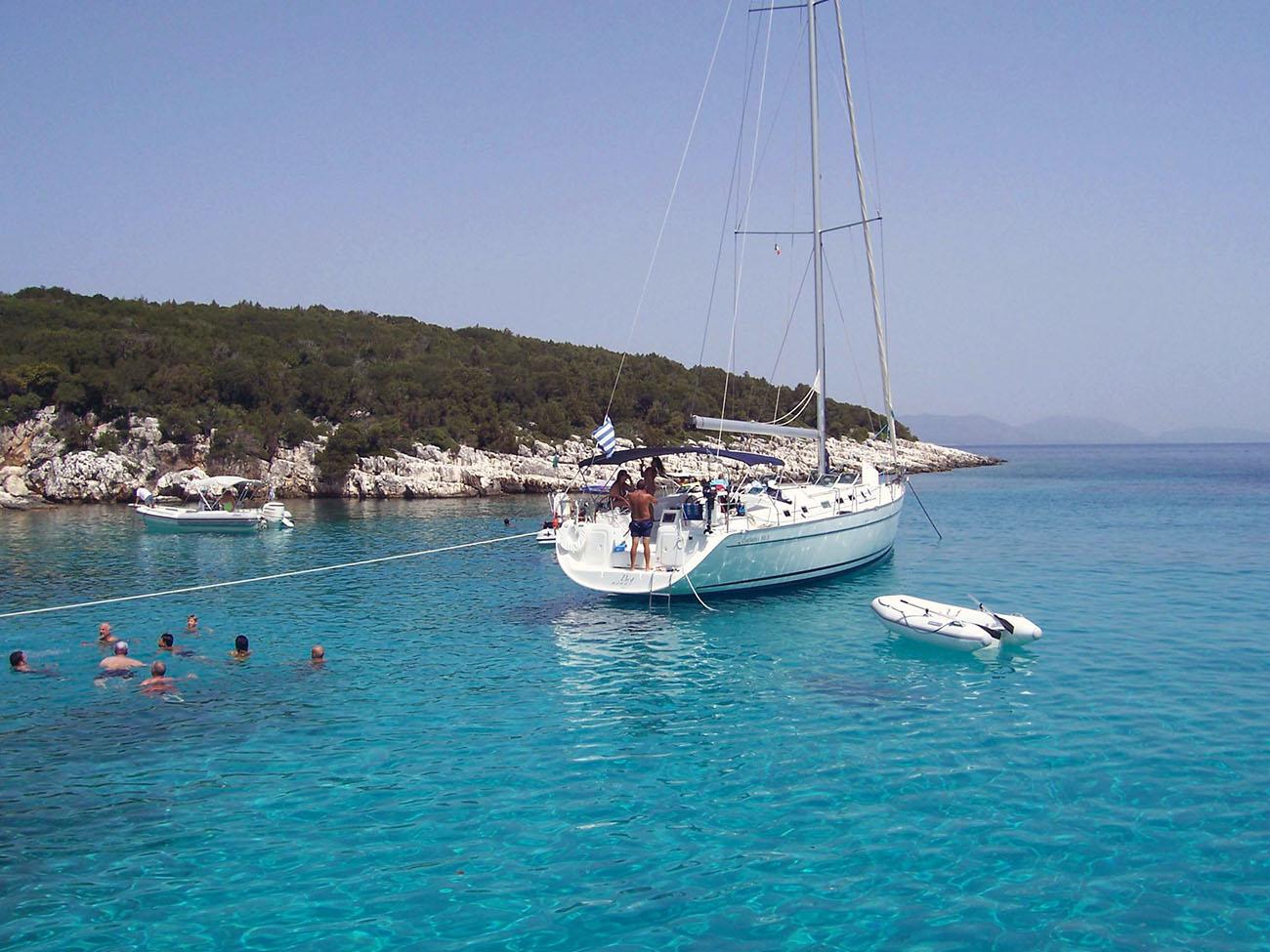 Top 10 Spiagge della Grecia ionica