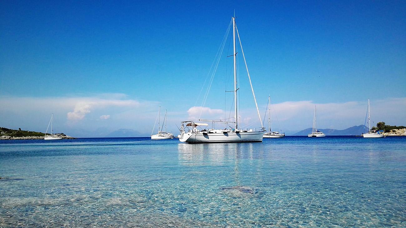 Sailing Cruises Vacanze in barca a vela Grecia