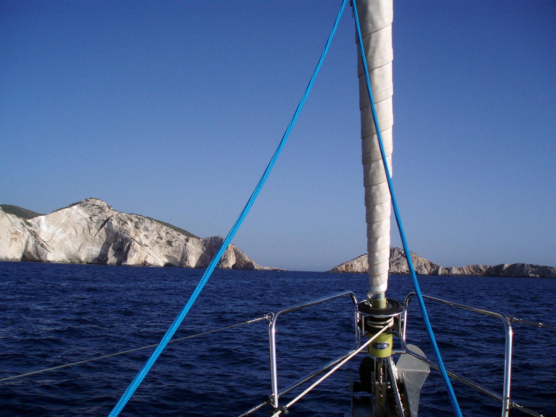 Itinerari Grecia ionica in barca a vela