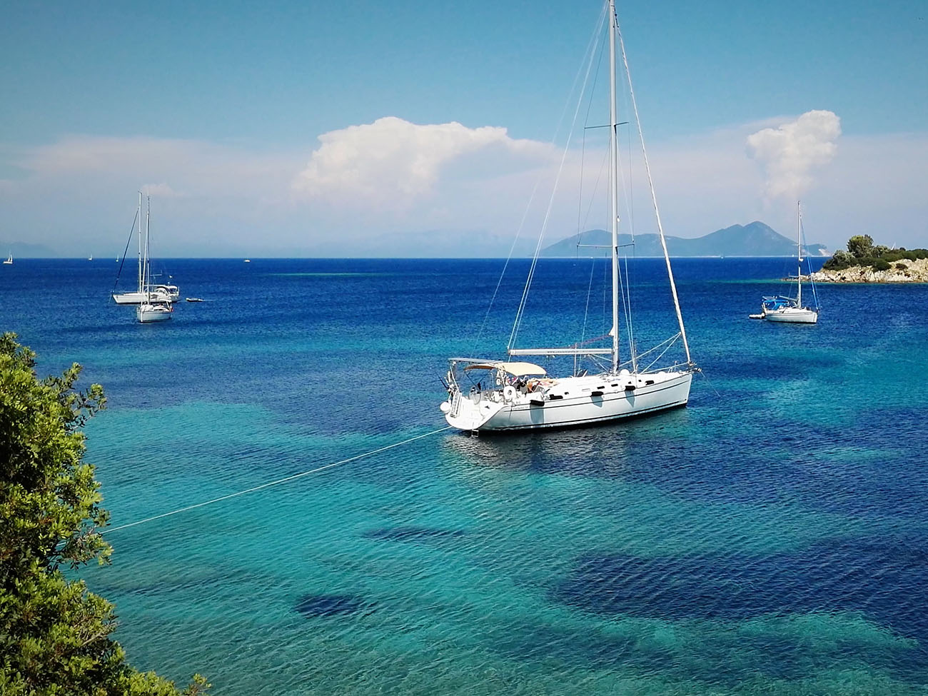Vacanze in barca a vela con skipper